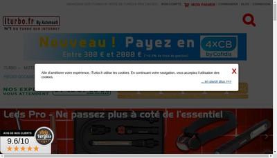 Site internet de Auto Maati