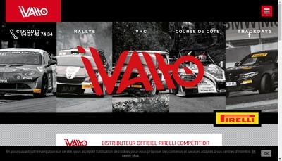 Site internet de Ivalto