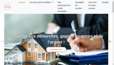Site internet de Invefi