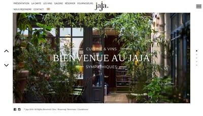 Site internet de Jaja