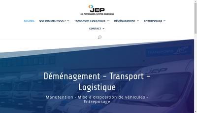 Site internet de Jep