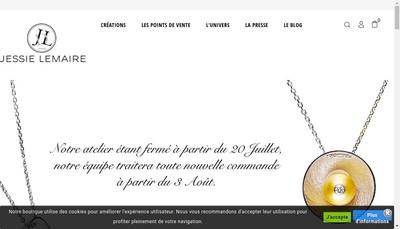 Site internet de Jdl Creation