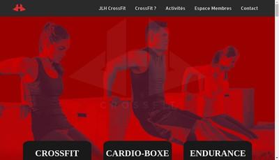 Site internet de Jlh Crossfit