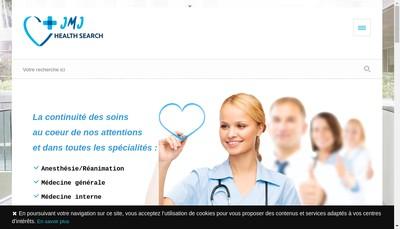 Site internet de Jmj Health Search