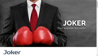 Site internet de Joker Conseils