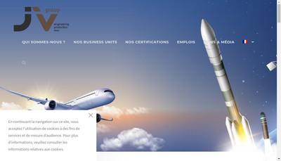 Site internet de Jvaeroservices