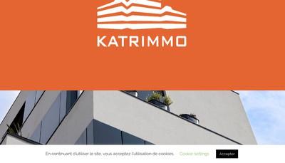 Site internet de SAS Katrimmo