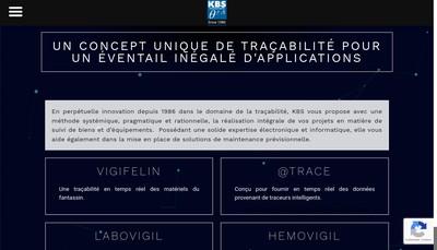 Site internet de Departement Logistique