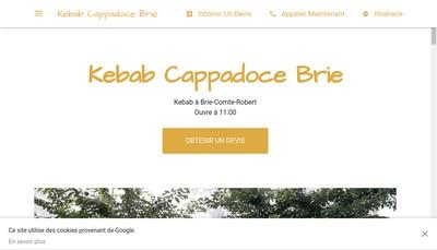 Site internet de Cappadoce