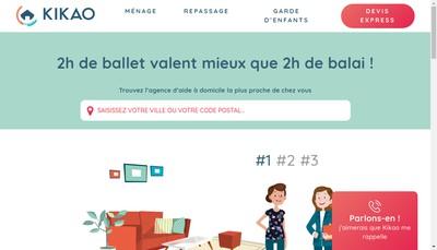 Site internet de Gdev Toulouse