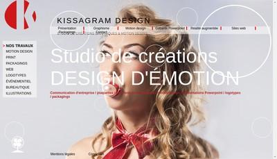 Site internet de Creations Philippe Toumire