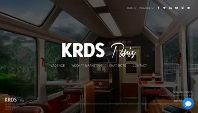 Site internet de Krds