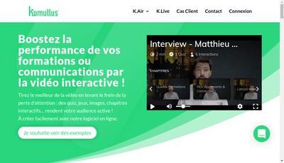 Site internet de Kumullus