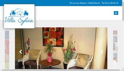 Site internet de Residence Villa Sylvia