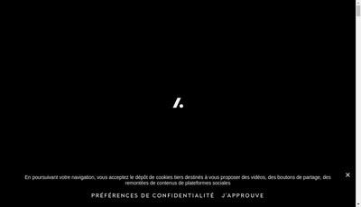 Site internet de La Nouvelle