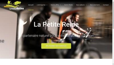 Site internet de La Petite Reine