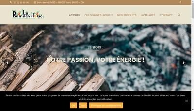 Site internet de La Rainnevilloise