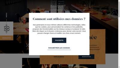 Site internet de Le Banquet des Sophistes