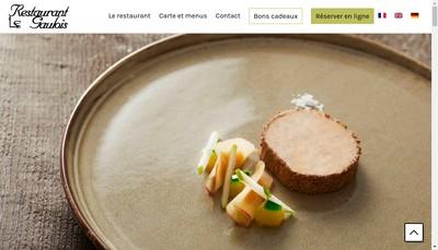 Site internet de Le Gaulois