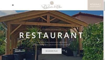 Site internet de Le Jardin de Celina