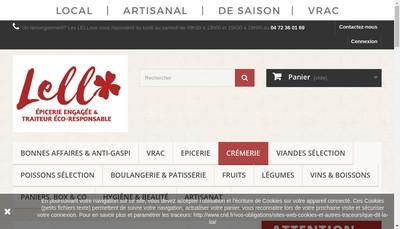 Site internet de Lell