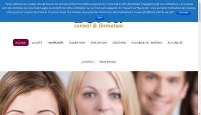 Site internet de Lena Conseil