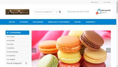 Site internet de Soghima Safca