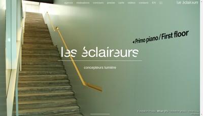 Site internet de Les Eclaireurs