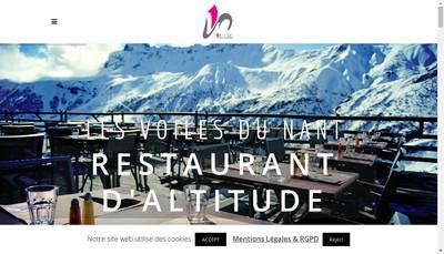 Site internet de Ski Roc