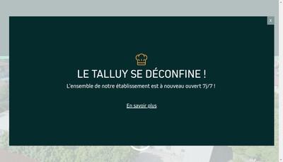 Site internet de Le Talluy