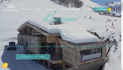 Site internet de L'Etincelle