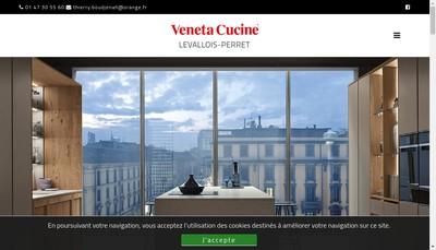 Site internet de Roma Cucine
