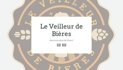 Site internet de Le Veilleur de Bieres