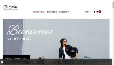 Site internet de Lnlm