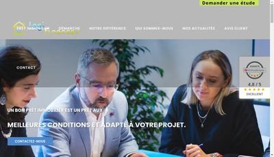 Site internet de Logifinances