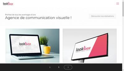 Site internet de Look-Line