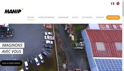 Site internet de Manip'