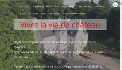 Site internet de Manoir de Rouesse