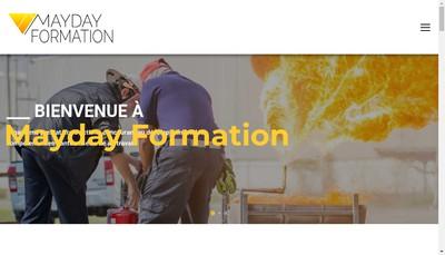 Site internet de Maydayformation