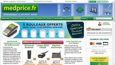 Site internet de Mumatic SARL