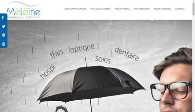 Site internet de Meleine