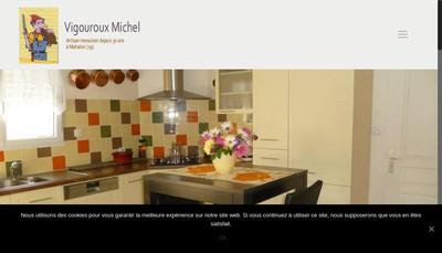 Site internet de Michel Vigouroux