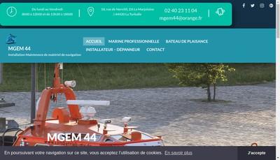 Site internet de Mgem