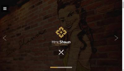 Site internet de Mme Shawn Paul Bert