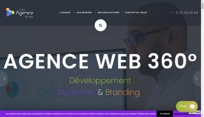 Site internet de Monagenceduweb Com