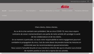 Site internet de Societe Montoit