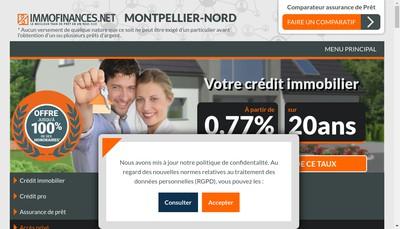 Site internet de Mgb Finances et Conseils