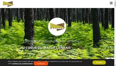 Site internet de Mourlan