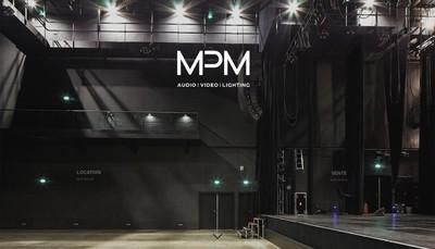 Site internet de Mpm Audiolight