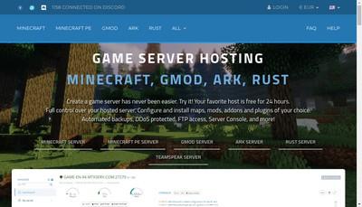 Site internet de Mtxserv